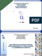 Clase de Proyección Oblicua UNEFM
