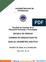 8 Silabo Geometriaanaltica 130828181633 Phpapp01