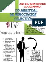Diapositivas de Laudo Arbitral