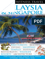 Malaysia and Singapore (EYEWITNESS TRAVEL GUIDE) by Andrew Forbes,Et Al (DK, 2010)
