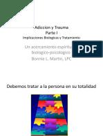 Adiccion y Trauma 1 Biologica