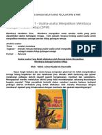 Diari Cikgu Chom_ Karangan Contoh 11 - Usaha-usaha Menjadikan Membaca Sebagai Amalan Hidup (SPM)