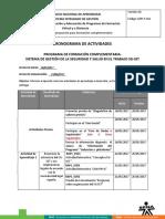 Cronograma Actividades Sg Sst(1)