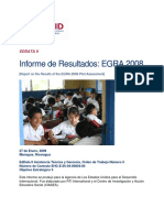 Informe EGRA Nicaragua Final 22Jan10