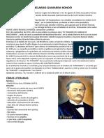 Abelardo Gamarra Rondó