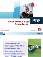 07-WCDMA UTRAN Signaling Procedure