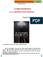 o Ultimo Exorcista