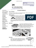 Distillation Column Internals