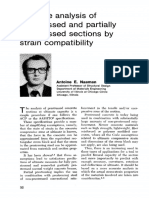 parrtial presstresing