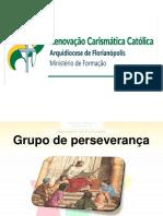 Capitulo 6 - Grupo de Perseverança