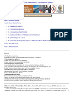Mutagenesis y Carcinogenesis Quimica
