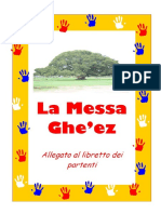 Messa Gheez ITA