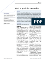 Diabetic Ketoacidosis in Type 2 Diabetes Mellitus