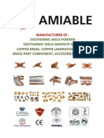 Thermit Welding Process Breif Manufacturing Catalog