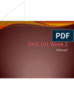 DIGC101 Week 2 Tutorial Powerpoint