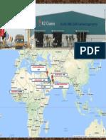 k2 Cranes Overseas Customers