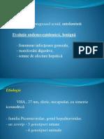 Boli Infectioase Plan de Lectie 9 Hepatita A