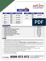 PPZ Price List_Marketing