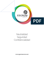 Escrow Dossier Spanish-Eng