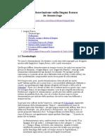 Una Dissertazione Sulla Lingua Franca