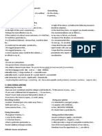 CAE Useful Language Writing (Comprehensive)