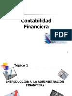 Introducción a La Administración Financiera - 1