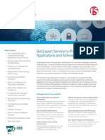 f5 Silverline Web Application Firewall Datasheet