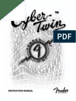 Cyber-Twin English Manual