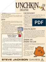 Deluxe Rules