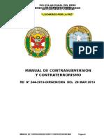 Manual Contraterrorismo 2013