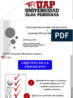 Sem. 06 Analisis Horizontal y Analisis Vertical