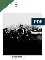 Malba Cine - Retrospectiva John Ford