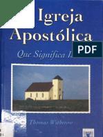 A Igreja Apostólica