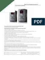 3.Convertidor de Frecuencia de Control Vectorial