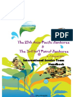 International Service Team Handbook by YAMG