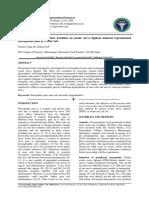 Effect of Mast Cell Stabilizer Ketotifen