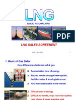IHT Industri LNG Indonesia, Bandung 18 Sd 21 Okt 2016, LNG Sales Agreement SKKMIGAS