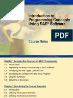 Base SAS Training