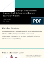 supporting reading and writing among english learners through literature circles  1