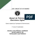 Manual Prácticas Electrónica Digital