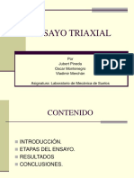 Ensayo Triaxial2006
