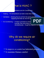 Day 1- What is HVAC