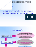 Modelo 1 de Una Tesis Doctoral