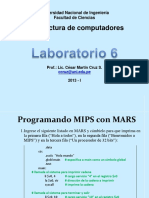 Lab Oratorio 6