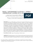 Lectura  El apego en el desarrollo.pdf