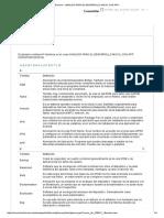 Glosario – Analisis Para El Desarrollo Movil Con App
