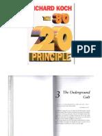 The 80 20 Principle Part 3