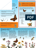 Minnesota Board of Water & Soil Resources Pollinator Protection Brochure