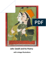 Jafer Zatalli and his Poetry
