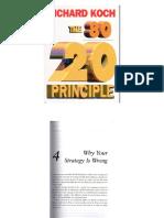 The 80 20 Principle Part 4